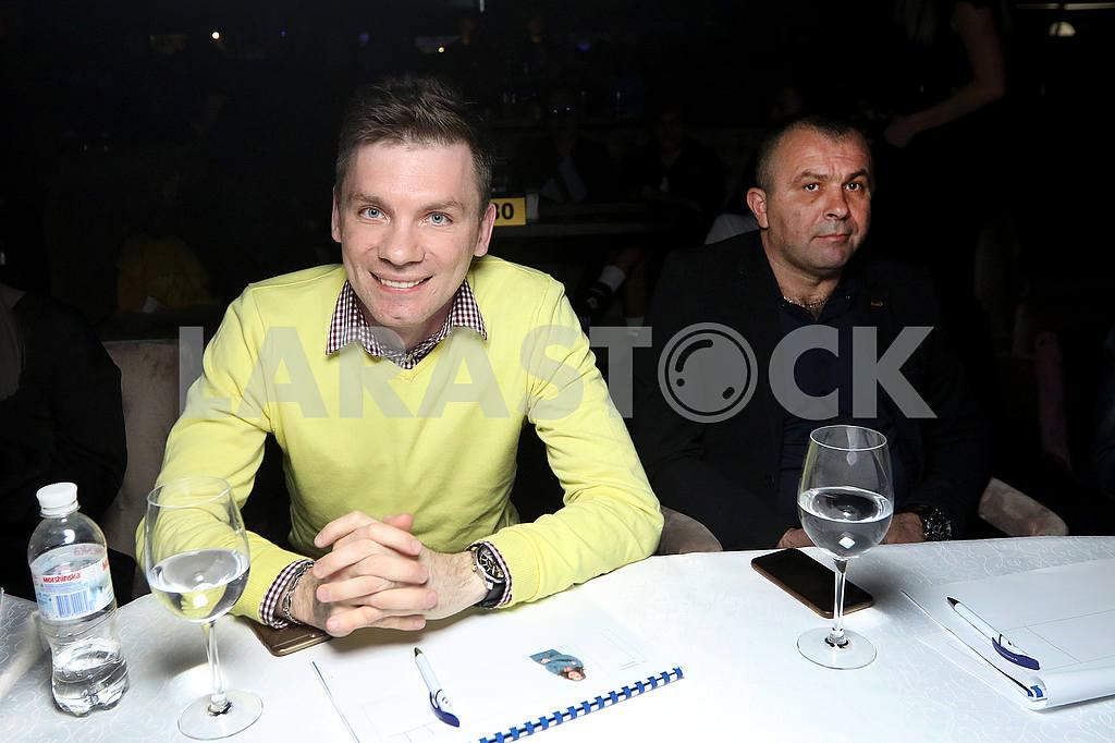 Sergei Kobel and Igor Shapiro — Image 54640