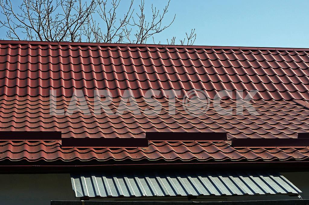 Metal roof tiles — Image 54707