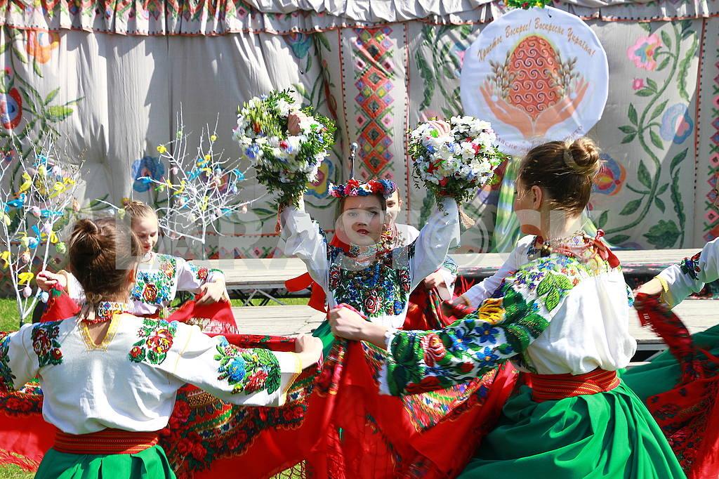 Yuni dancers — Image 54719