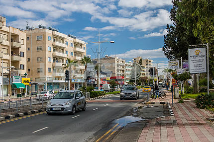 Tourist area of ​​Limassol