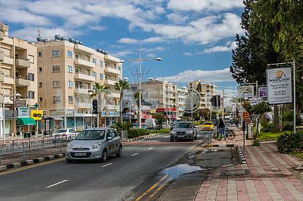 Tourist area of Limassol