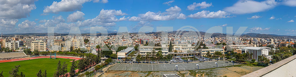 Panorama of Limassol