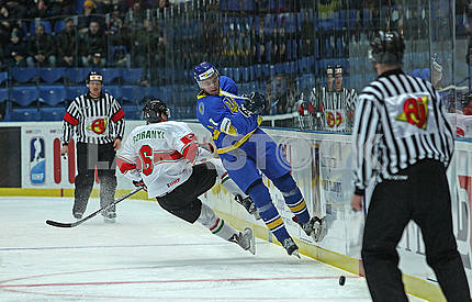 Match Ukraine Hungary 3: 5