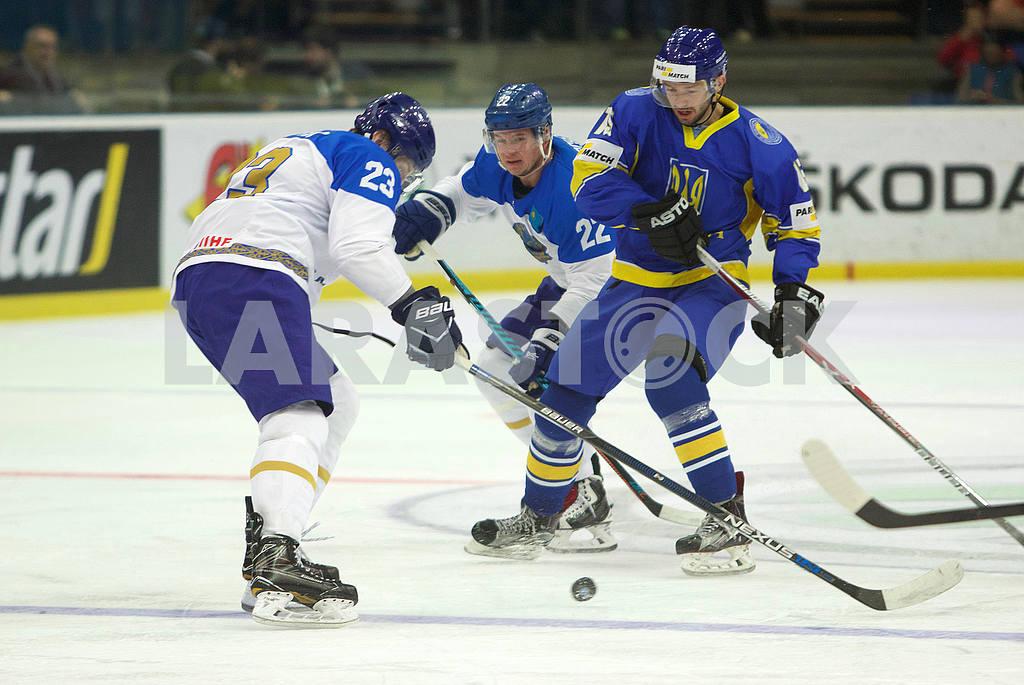 Хоккей Украина - Казахстан 2:4 — Изображение 55049