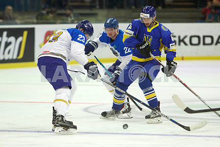 Hockey Ukraine - Kazakhstan 2: 4