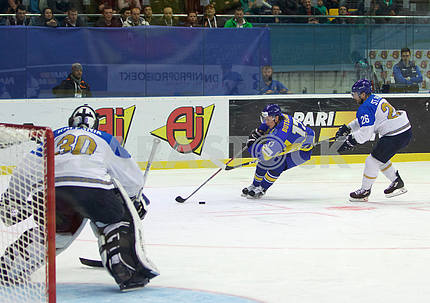 Hockey Ukraine - Kazakhstan 2: 4
