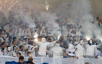 Fans of FC Dynamo