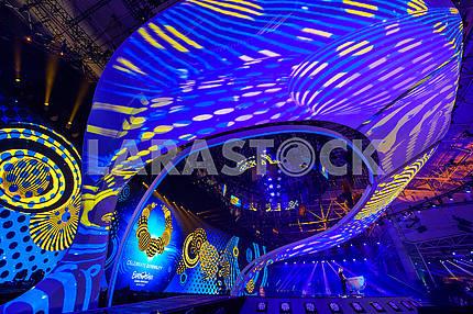 Сцена Евровидения 2017