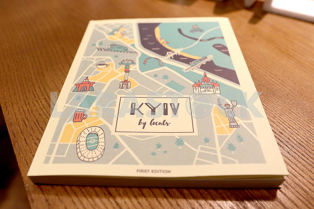 Presentation of the English-speaking guide Kyiv by Locals — Image 55113