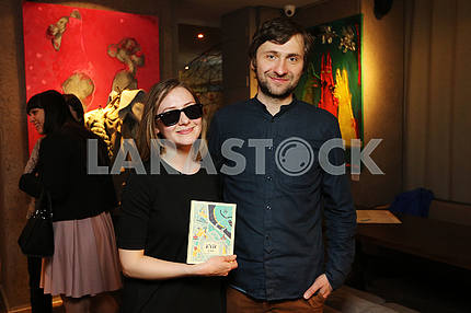 Presentation of the English-speaking guide Kyiv by Locals