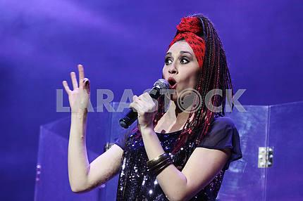 Ольга Шанис, певица