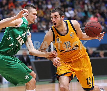 Budivelnik-Chemist, the final of the championship of Ukraine