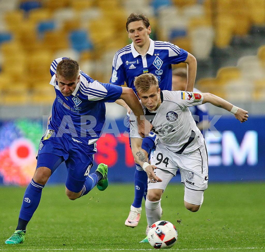Chernomorets vs.Dynamo match — Image 55210