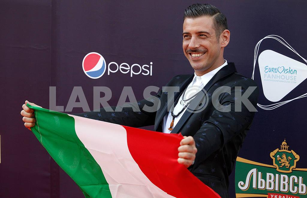 Francesco Gabbani — Image 55339
