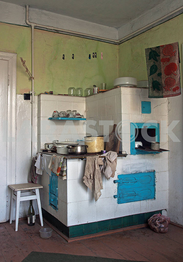 Old kitchen — Image 55432