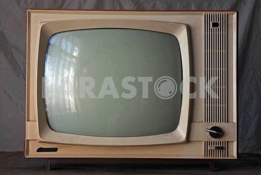 Old soviet retro TV — Image 55434