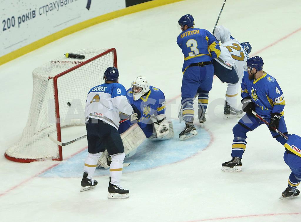 Хоккей Украина - Казахстан 2:4 — Изображение 55508