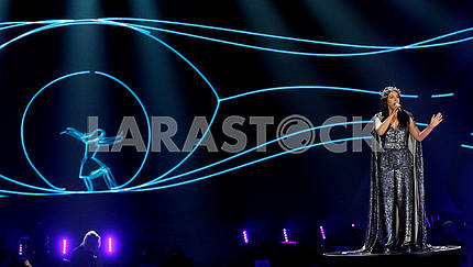 Джамала на Евровидении