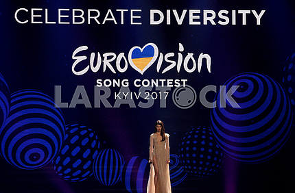 Rehearsal of the final of the Eurovision 2017