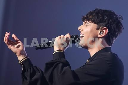 Singer ALEKSEEV