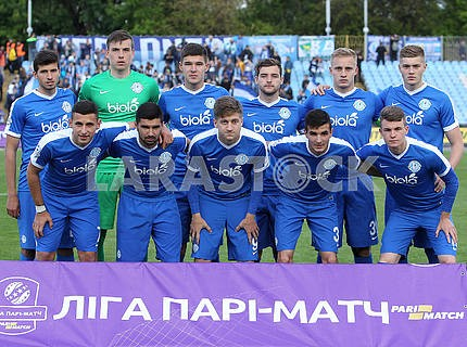 Match Steel - Dnepr
