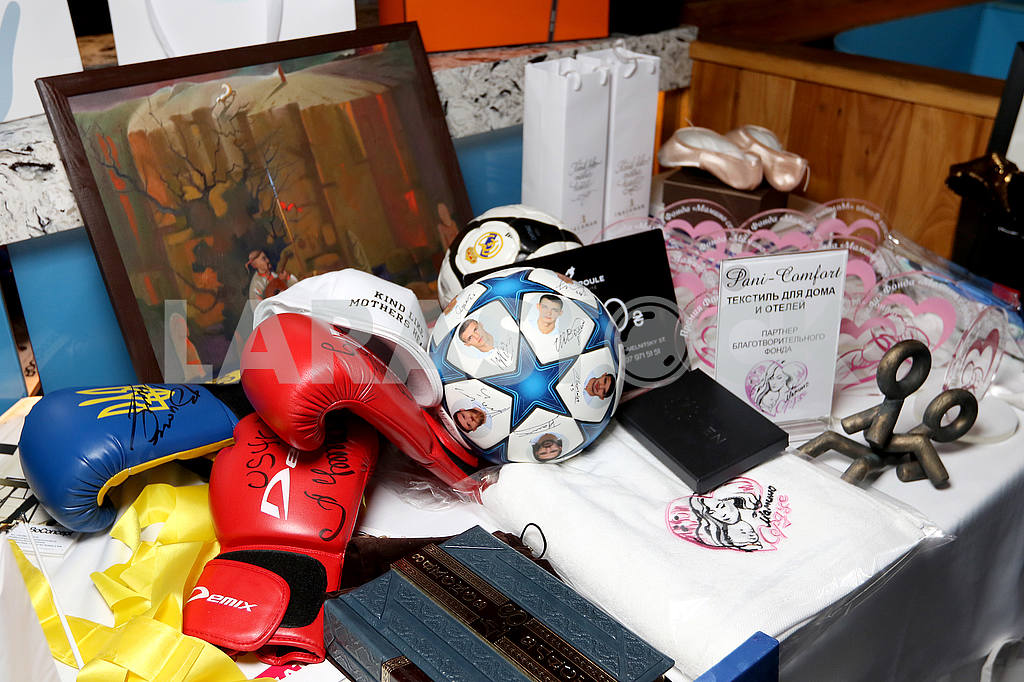 "Lot of the charity auction ""Art will save the world"" — Image 55942"