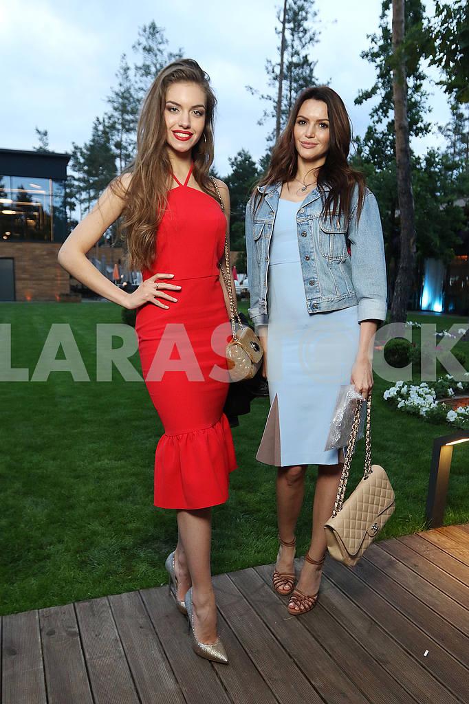 Miss Ukraine 2016 Alexandra Kucherenko and Executive Director of the National Committee Miss Ukraine Irina Kopanitsa — Image 55945