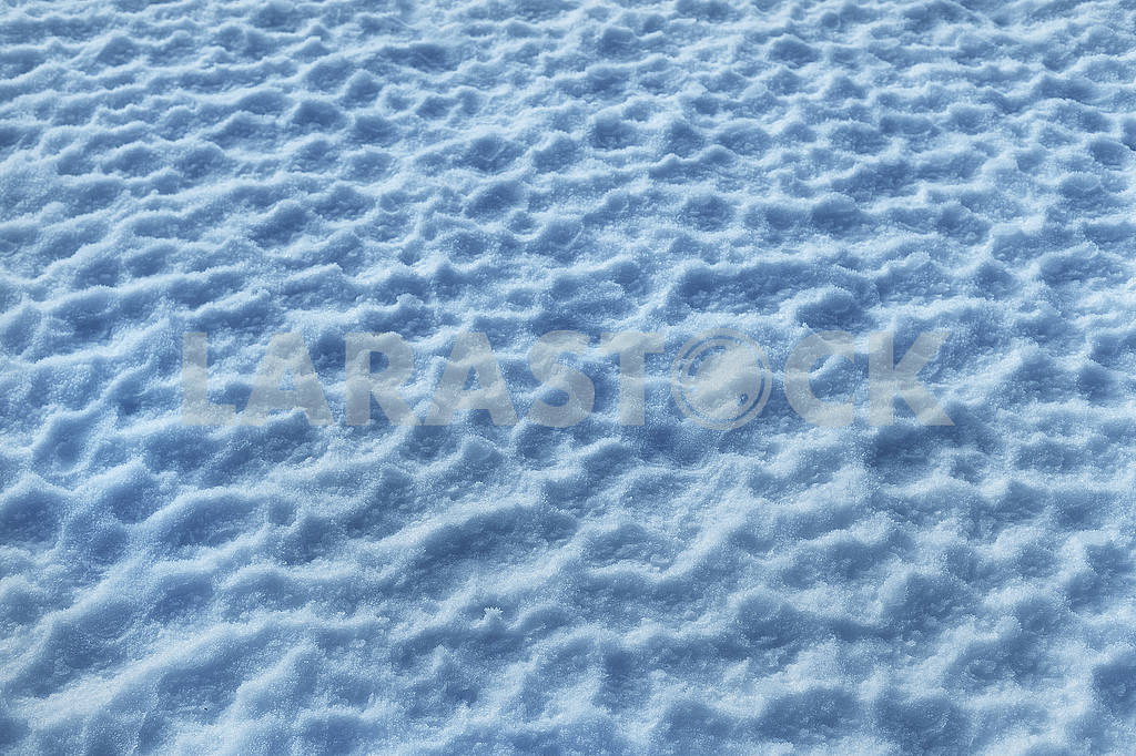 Snow on the field — Image 55972