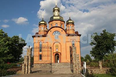 Svyatouspensky temple