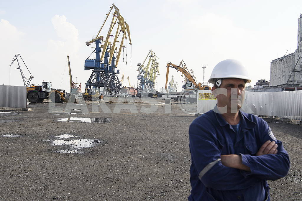 Mariupol seaport — Image 56195