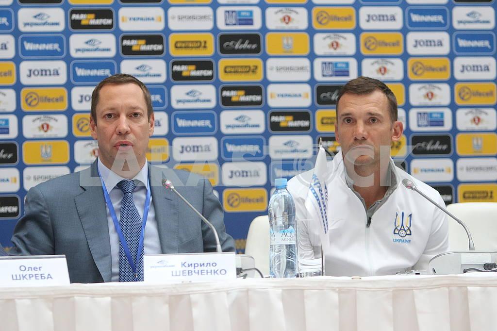 Andriy Shevchenko and Kirill Shevchenko — Image 56319