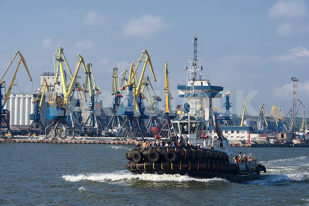 Mariupol seaport — Image 56328