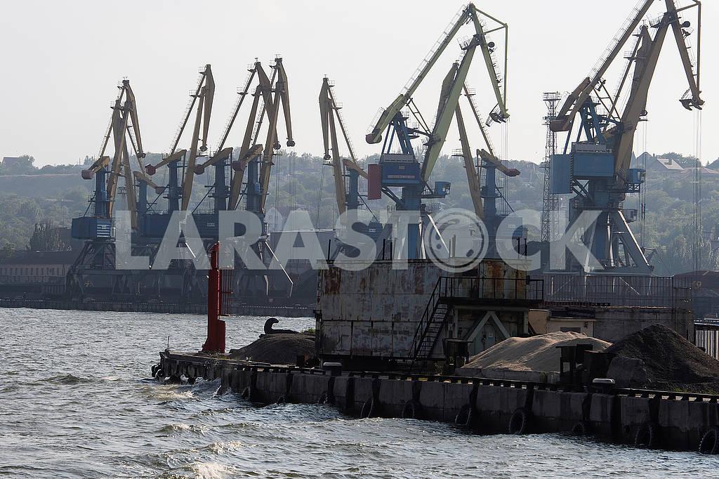 Mariupol seaport — Image 56330