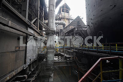 Azovstal Iron & Steel Works