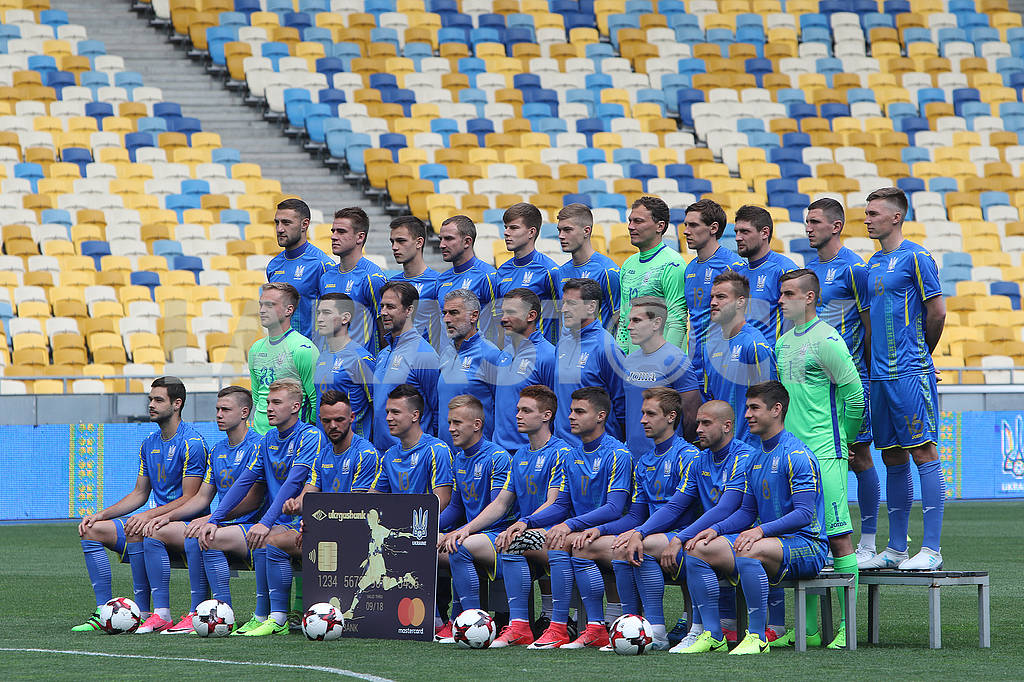 National football team of Ukraine — Image 56367
