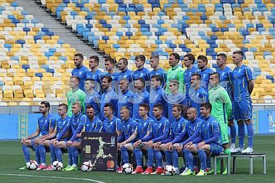 National football team of Ukraine