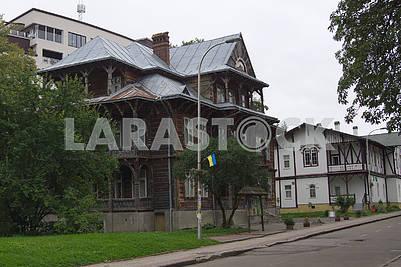 The Museum of Taras Shevchenko