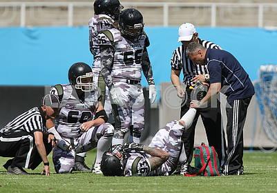 American football Ukraine- UAE