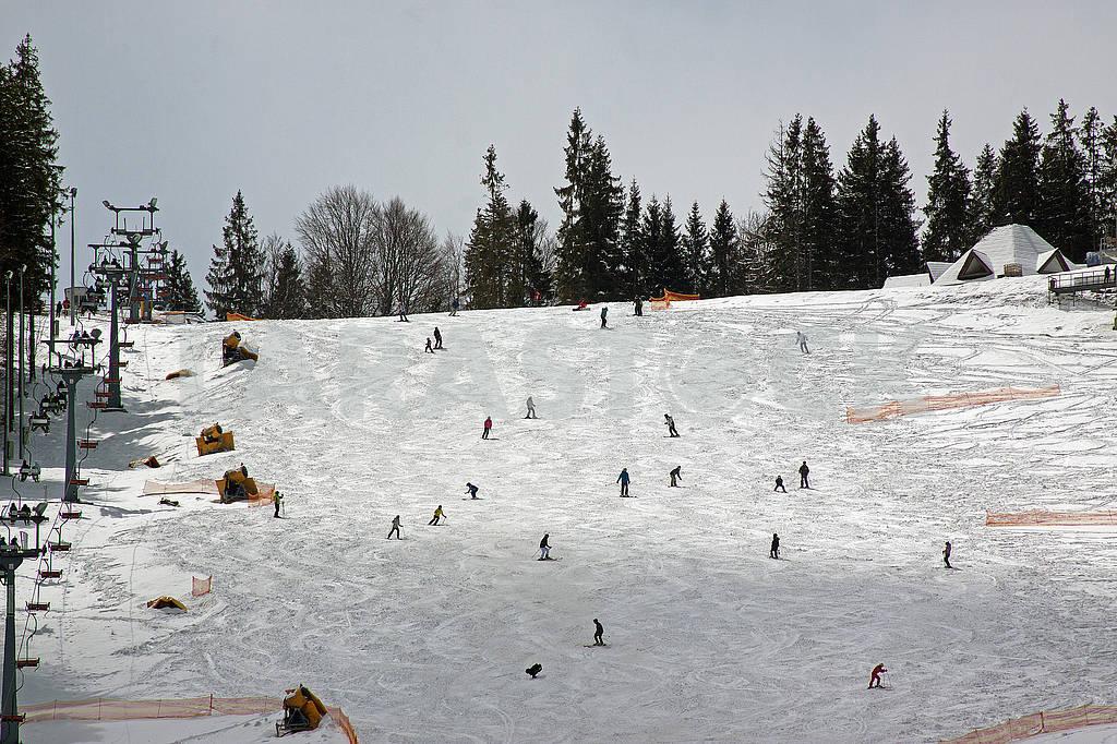 Bukovel ski resort — Image 56641