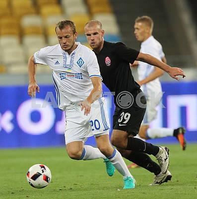 Gusev Oleg and Opanasenko Evgeny