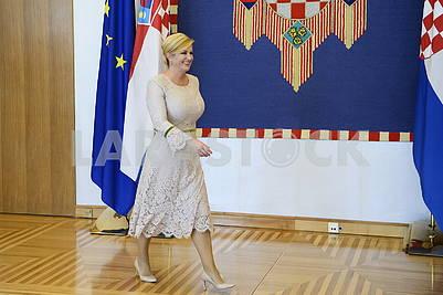Kolinda Grabar-Kitarovich