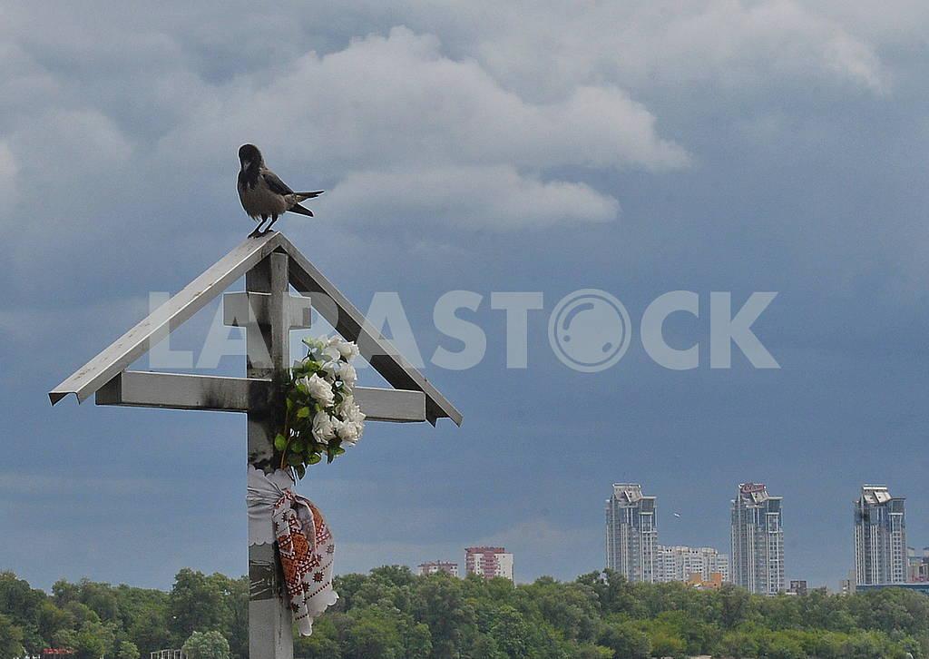 Bird on the Cross — Image 56766