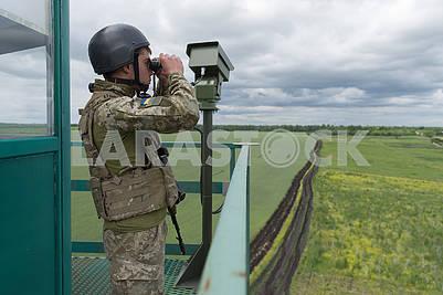 Goptovka crossing point