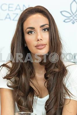 Maria Litti, model, designer