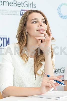 Anna Rozputnia, model
