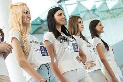 """Открытый кастинг конкурса красоты """"Мисс Украина Вселенная"""""""