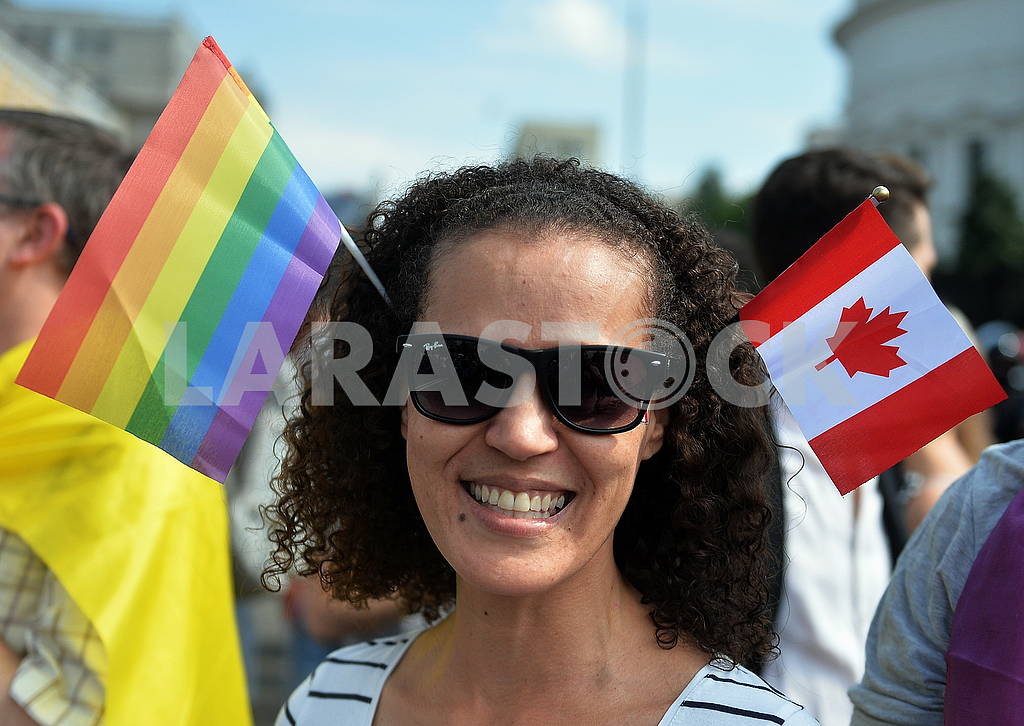 Participants in the march of equality — Image 56876