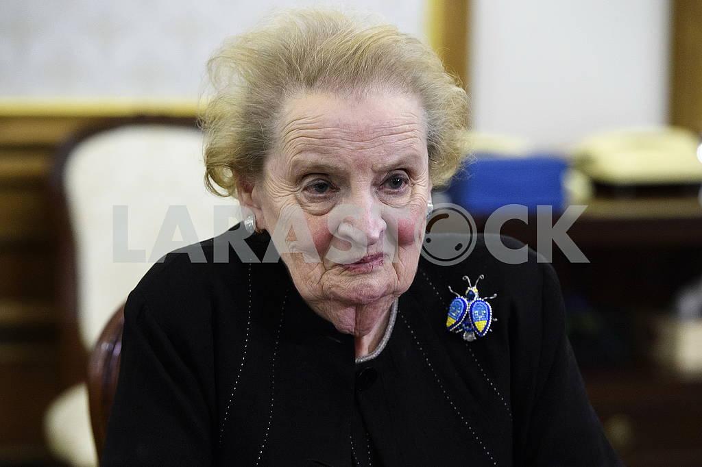 Madeleine Albright — Image 56898