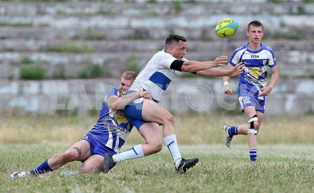 Rugby Wolverine - Polytechnic — Image 56904