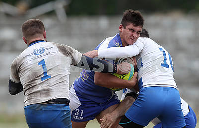 Rugby Wolverine - Polytechnic